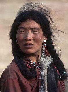 Nomad . West-Tibet