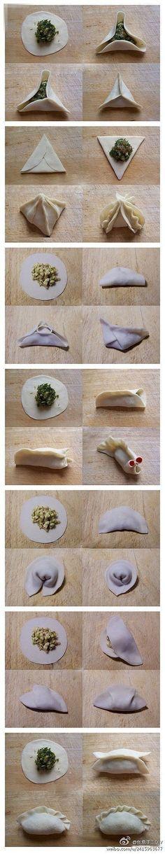 fotos: como se hacen los raviolis