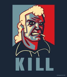 Brock from Venture Brothers - LOVE The Venture Brothers!