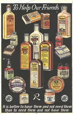 Vintage Medicine Ad by DianthusMoon, via Flickr