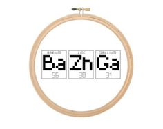 big bang theory counted cross stitch on Etsy, a global handmade and vintage marketplace.