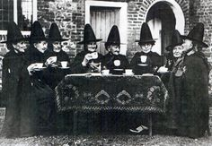 witch tea party