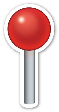Round Pushpin