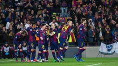 FC Barcelona - Manchester City   FC Barcelona