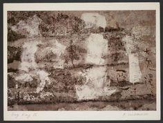 Michel Delaborde, Hong-Kong, (mur) 1981. © Ministère de la culture (France), Médiathèque de l'architecture et du patrimoine, Diffusion RMN-GP