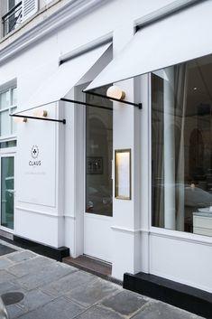 Shop Front Design, Store Design, House Design, Facade Design, Exterior Design, Office Shop, Vitrine Design, Cafe Interior Design, Coffee Shop Design