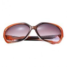 dbbc68d35c Women Fashion Eyewear Rivet Square Casual Travel Sunglasses