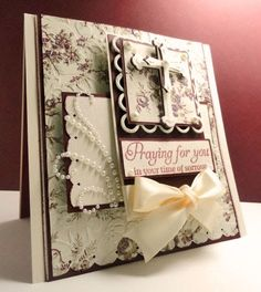 Cardmaking, Scrapbooking, and beautiful Paper Craft projects designed by America Kuhn.