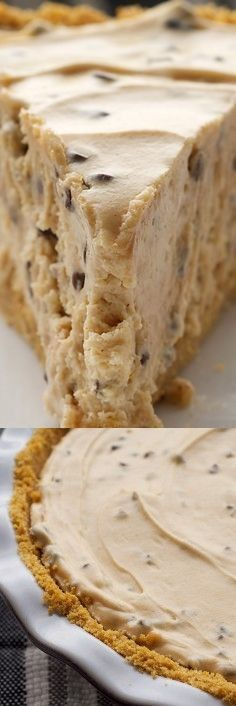 1 cup Peanut butter, creamy. 3/4 cup Chocolate chips, miniature. 1/2 tsp Cinnamon, ground. 1 cup Confectioners' sugar. 1/3 cup Granulated sugar. 1 tsp Vanilla extract. 1 1/2 cups Graham cracker crumbs. 1/2 cup Butter, unsalted. 8 oz Cream cheese. 1 1/2 cups Heavy cream.