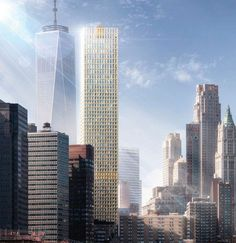 Start imagining this new 61 story Skyscraper!