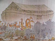 Noah's Ark, Peter Spier