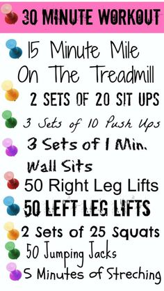 If your workout is dragging, try this 30 minute workout to kick things into gear! #Workout #Fitness