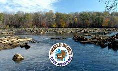 Kayak, canoe, and rafting tours and rentals on the Catawba River in South Carolina and southern North Carolina,