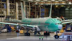 Boeing 777x, Commercial Aircraft, Airplane, Aviation, Planes, Aircraft, Plane, Airplanes