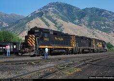 RailPictures.Net Photo: DRGW 3022 Denver & Rio Grande Western Railroad EMD GP30 at Provo, Utah by James Belmont