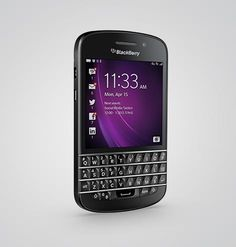 BlackBerry Q10... QWERTY is not dead!