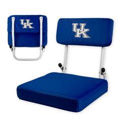 Hard Back Stadium Seat.a gameday must! University Of Kentucky Football, Kentucky Wildcats, Wildcats Basketball, Stadium Seats, Go Big Blue, Back Seat, Tailgating, Sports, Accessories