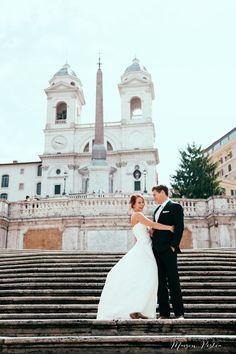 My old friend Brooke's beautiful wedding photographer (Elopement wedding Italy) B
