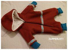 Jumpsuit - pattern: Ottobre Design 4/2012