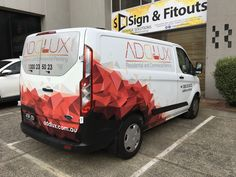 Whatever the reason is, Sign & Fitouts can provide you with a range of high-quality car and truck graphics and signs to meet your brand needs and make it more visible to your customers wherever they are. Van, Trucks, Graphics, Signs, Graphic Design, Shop Signs, Truck, Printmaking, Vans