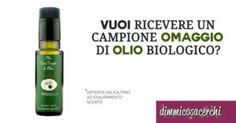 Campione omaggio Gentili olio Biologico