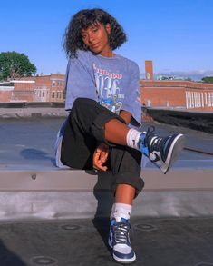 Style Fashion Tips .Style Fashion Tips Tomboy Outfits, Teen Fashion Outfits, Cute Casual Outfits, Mode Outfits, Retro Outfits, Grunge Outfits, Girl Outfits, Fashion Shoes, Nike Fashion