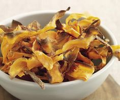 Seasoned Kumara Chips
