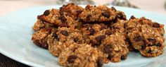 The secret ingredient in these nutritious and delicious chocolate-chip cookies? The amazing protein power of quinoa! By Peggy Kotsopoulos 4 large, very-ripe bananas 2 tbsp almond butter 1/2 cup coconut sugar 1/2 tsp vanilla 1 cup cooked whole-grain quinoa 1...