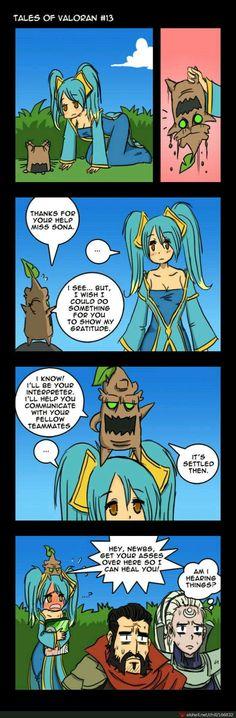 Tale of Valoran #13