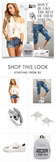 """""""5#SheIn"""" by kiveric-damira ❤ liked on Polyvore"""