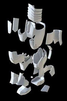 Iron Man Helmet, Iron Man Suit, Iron Man Armor, Iron Man 3, Iron Man Fan Art, Armadura Cosplay, 3d Printer Designs, Robot Concept Art, Cosplay Tutorial