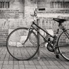 Black and White Photography Soon We Ride Bicycle by ndtphoto, $24.00