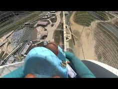 Verrückt - World's Tallest Waterslid Water Slides, World, Youtube, The World, Youtubers, Youtube Movies
