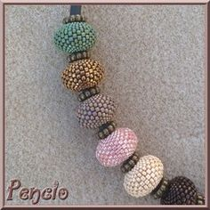 Free tutorial beaded beads  #beadwork
