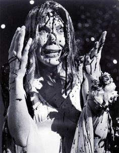 Sissy Spacek in Carrie, 1976