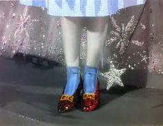 Le magicien d'Oz / Judy Garland / mythiques souliers de rubis