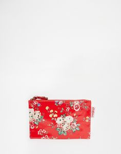 Cath Kidston Zip Purse in Spray Flowers