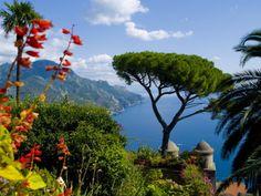 Amalfi Coast, UNESCO World Heritage Site, Campania, Italy, Europe