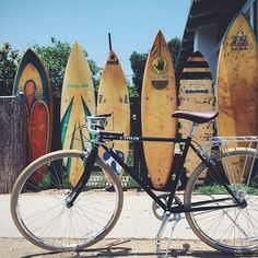 Happy Friday! Where are you riding your bike this weekend?