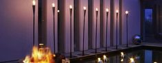 MASINFINITO CASA - Blomus Torch / Cone Style