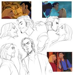 miguel and tulio fan art Character Design Cartoon, Character Design Inspiration, Character Art, Disney Kunst, Disney Art, Cartoon Network, Fan Art, Miguel And Tulio, Comic Style