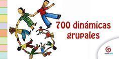 Descargar libro con 700 dinámicas grupales para trabajar con niños, jóvenes y adultos