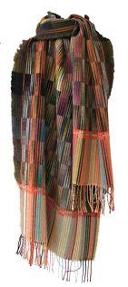 Cumin triangle weave wrap — wallace#sewell