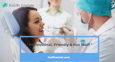 The Tooth Corner has a trusted teeth cleaning services in Ontario Canada that offers various dentistry treatments. Our dentist can offer exceptional dental cleaning services in Ontario to patients and give them a brilliant smile that they deserve.