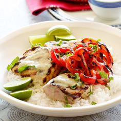 Mahimahi with Thai Green Curry - Quick