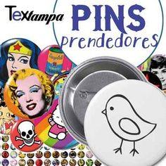 pins prendedores botones publicitarios personalizados