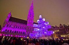 Celebra la Navidad... ¡En Bruselas!