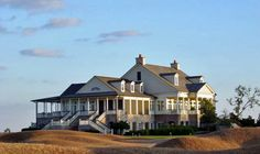 Dye Clubhouse - Colleton River Plantation Club - Bluffton, SC