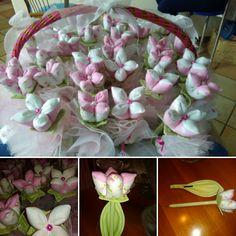 Penne tulipano