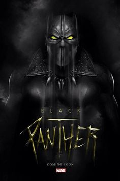 The Black Panther #ComingSoon